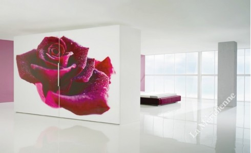 Armoire Rose