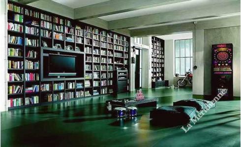 Meuble bibliothèque modulaire 8