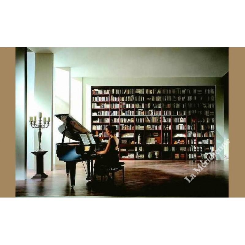 meuble biblioth que modulaire 6 la meridienne d coration. Black Bedroom Furniture Sets. Home Design Ideas